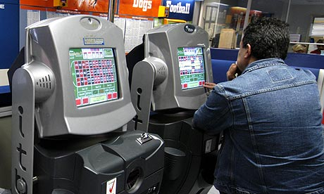 roulette machines in betting shops tips