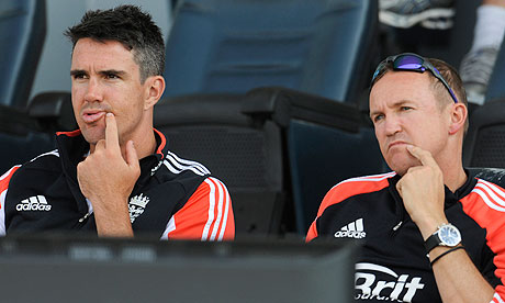 Pietersen and Flower