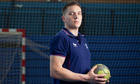 Bobby White, GB handball captain