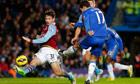 Eden Hazard fires home Chelsea's seventh goal