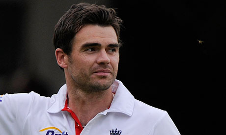 James Anderson delighted to count Sachin Tendulkar among victims | Sport | The Guardian