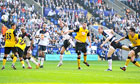 Bolton Wanderers David Wheater scores