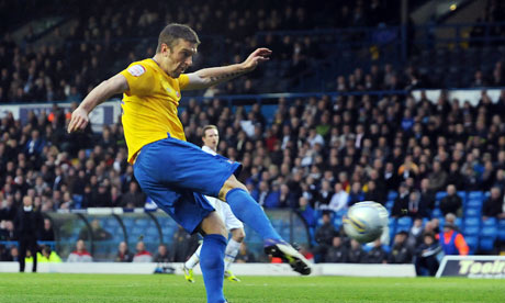 Rickie Lambert Southampton Leeds