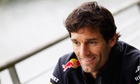 Mark Webber of Red Bull, speaking ahead of the Chinese Grand Prix