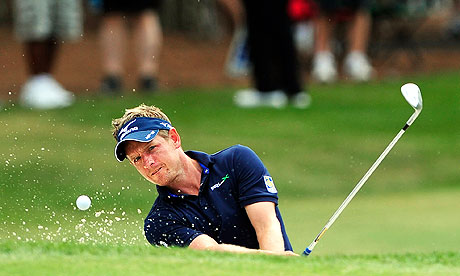 Luke Donald finished the final round 14 shots off the lead at the RBC Heritage