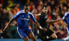 Didier Drogba Chelsea Barcelona