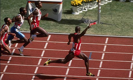 No. 33 of 50 Stunning Olympic Moments - Ben Johnson in Seoul, 1988 1988-Olympics-Ben-Johnson-008