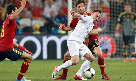 FT France 0 – 2 Spain