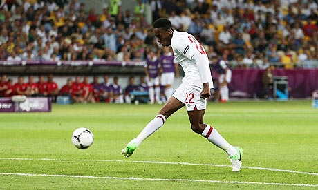 England can take heart that Danny Welbeck has been one of the successes of these finals