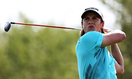 Thorbjorn Olesen has retained a firm grip on the Lyoness Open in Austria