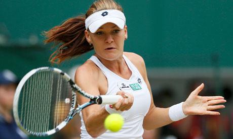 Agnieszka Radwanska | Wimbledon 2013