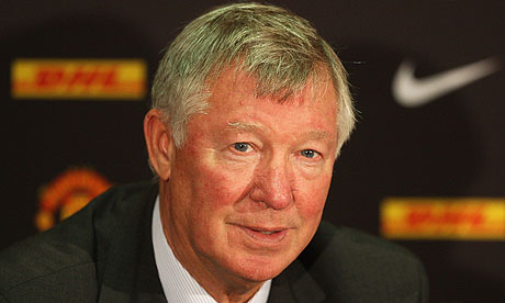 Sir Alex Ferguson, the Manchester United manager, has bought the Dutchman Alexander Buttner