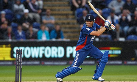 Ian Bell had just enough time to show that he would be a viable option for England's Twenty20 team