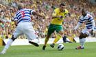 Norwich City v Queens Park Rangers