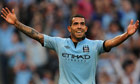 Carlos Tevez's contract expires in 18 months