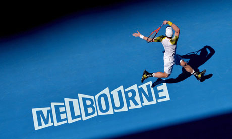 Some statistics on the Aussie Open Tennis