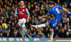 Frank Lampard fires home No4 against Aston Villa