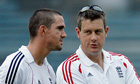 Kevin Pietersen Ashley Giles
