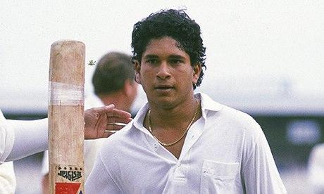 Sachin Tendulkar 1990