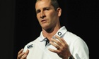 England's head coach Stuart Lancaster will have a nation's expectation behind him at the World Cup