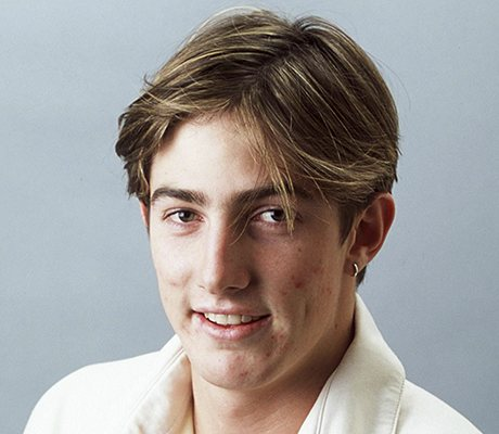 Shaun Marsh in 2000