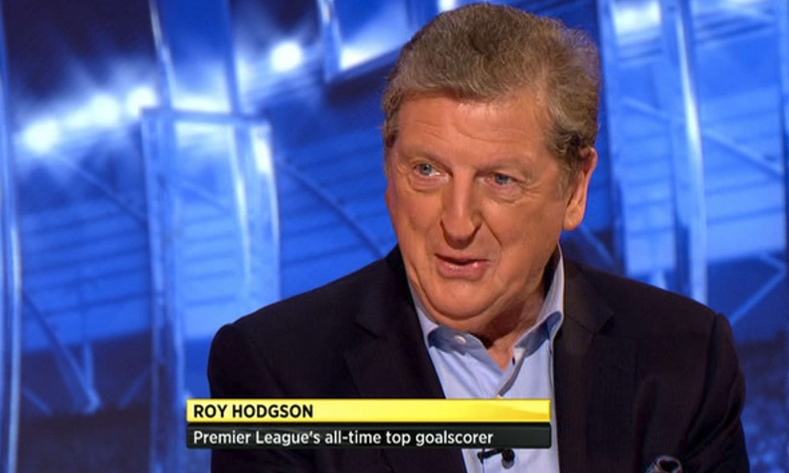 Roy Hodgson Admits Feeling The