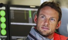 Jenson Button was surprised by McLaren's decision to choose Kevin Magnussen as his 2014 team-mate
