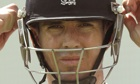 England's Kevin Pietersen - primed for his 100th Test - has been lampooned by the Australian media
