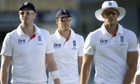 Boyd Rankin, Steven Finn, Chris Tremlett
