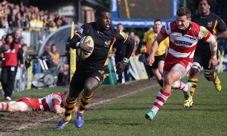 Wasps v Gloucester - Premiership