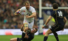 Chris Robshaw, England v Scotland