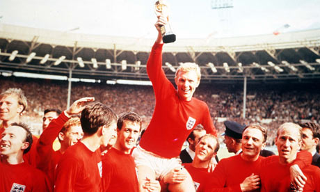 Bobby Moore World Cup 66 - vault