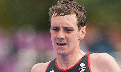 Alistair Brownlee sets course record in Abu Dhabi triathlon | Sport | The Guardian - Alistair-Brownlee-008