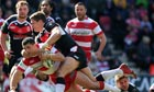 Wigan Warriors v St Helens - Super League