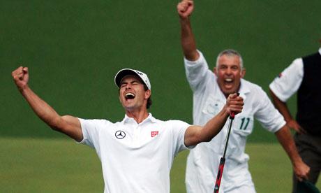 Masters 2013: Adam Scott win rids Australia of golfing hoodoo!