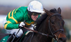 Tony McCoy rides Colbert Station in the 2013 Grand National