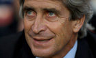 Manuel Pellegrini should know just how Roberto Mancini feels | Sid Lowe | Football