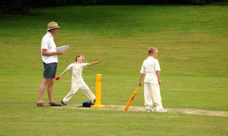 cricket gary naylor