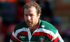 Rugby Union - Geordan Murphy File Photo