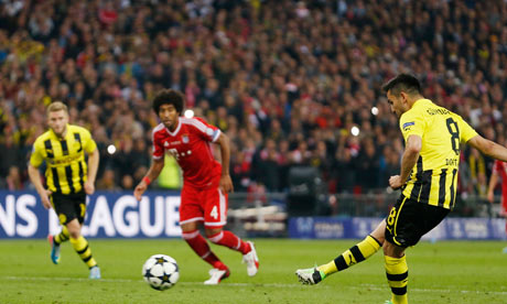 Borussia Dortmund 1-2 Bayern Munich | Champions League final report...