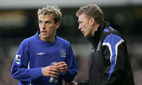 Phil Neville tipped to be Man Uniteds 1st team coach, Spurs in talks with David Villa & can Crystal Palace stay up?