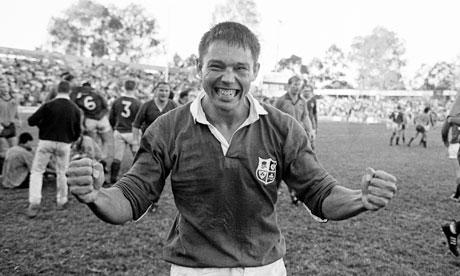 Test Match - Australia v British Lions 89