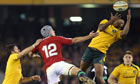Australia vs British and Irish Lions