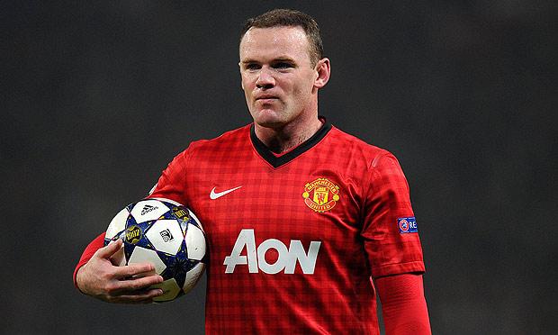 Wayne Rooney 17