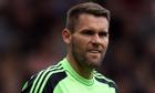 Ben Foster, Everton v West Brom