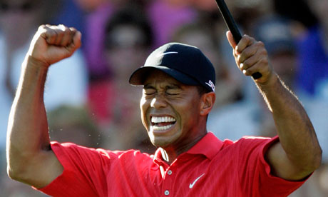 Tiger Woods is favourite for the US PGA Championship at Oak Hill