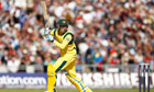 England v Australia - Second NatWest One Day International