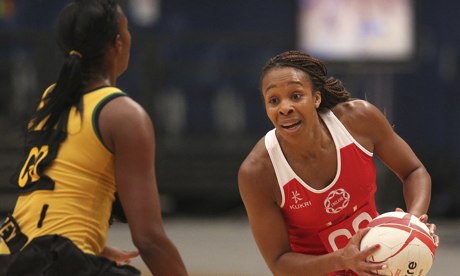 England beat Jamaica in their Tri-Series match at Wembley Arena on Saturday