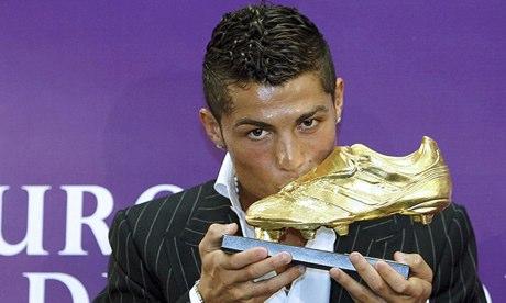 The Golden Shoe: is it...