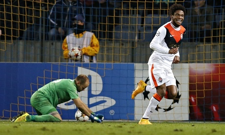 Luiz Adriano alleges racist chanting in Shakhtars win over BATE
